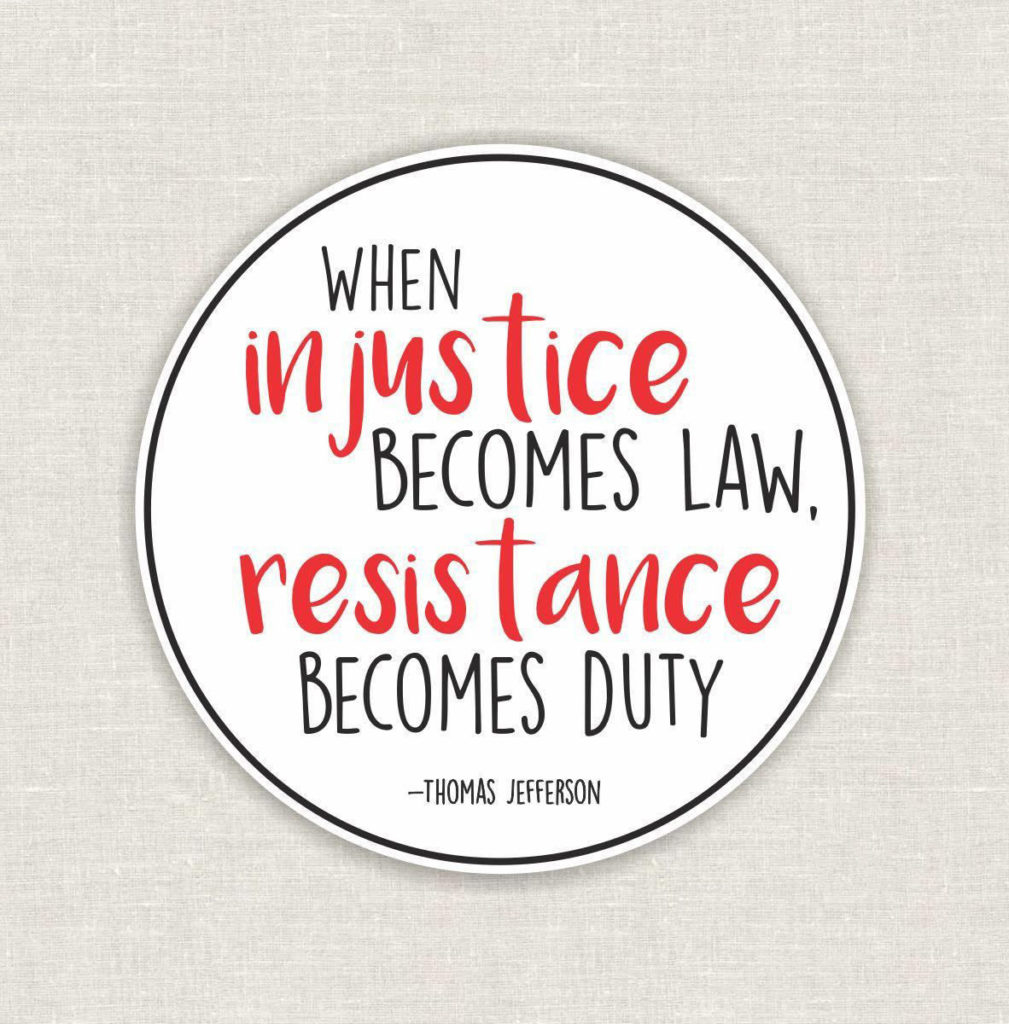 Injustice - Wilco