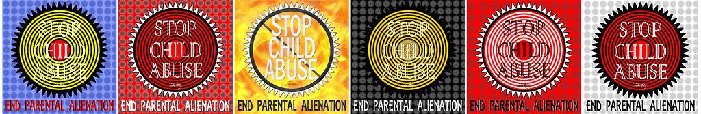 Parental Alienation NFT Collection - James Martinez - 2021