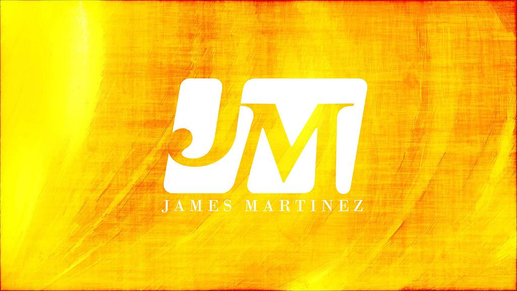 James Martinez - website logo