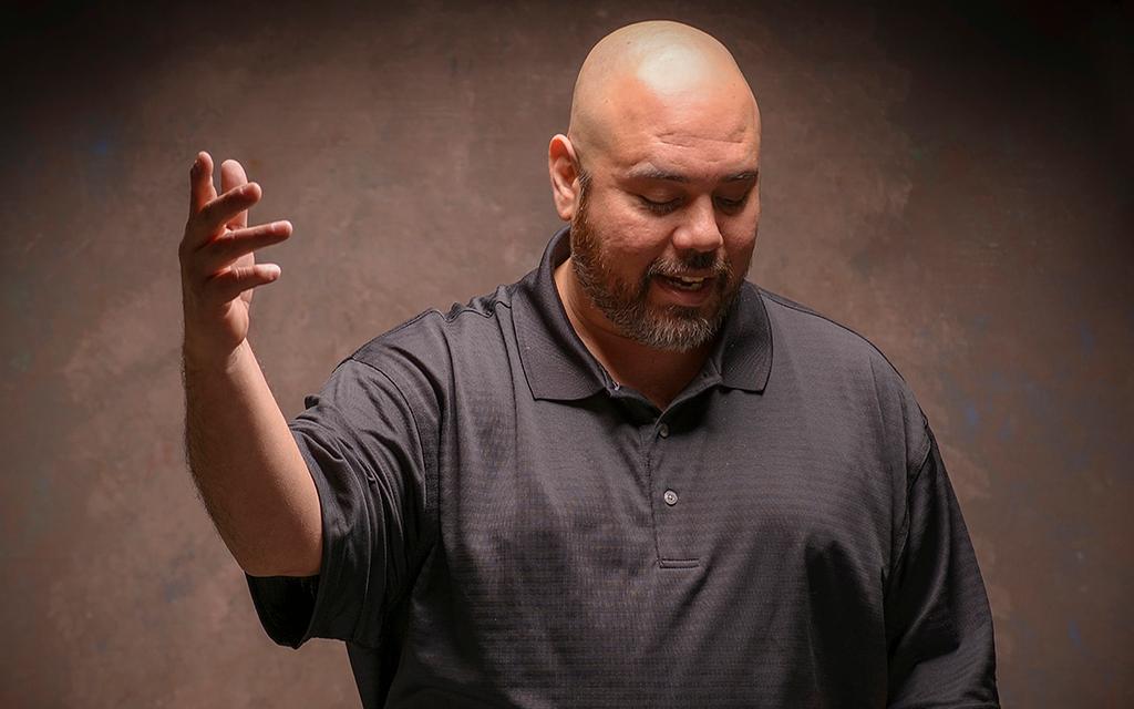 talking about God - James Martinez
