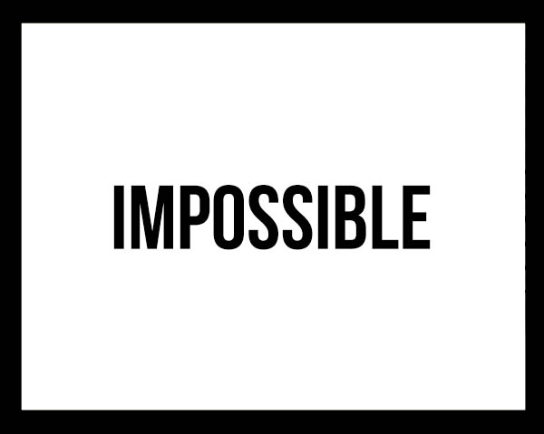 Doing the impossible - History-Changed-James-Martinez