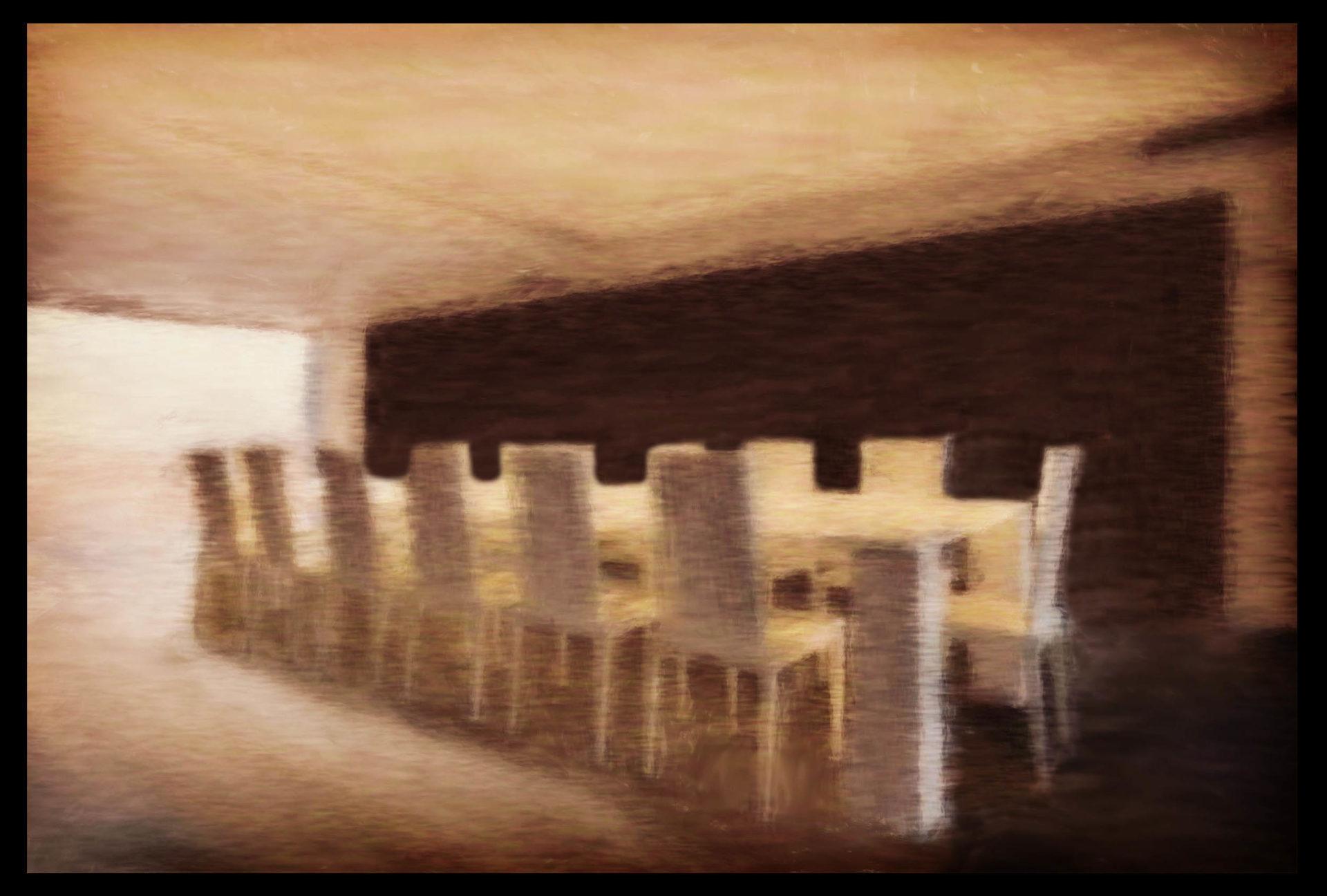 """""""God's Dining Room"""