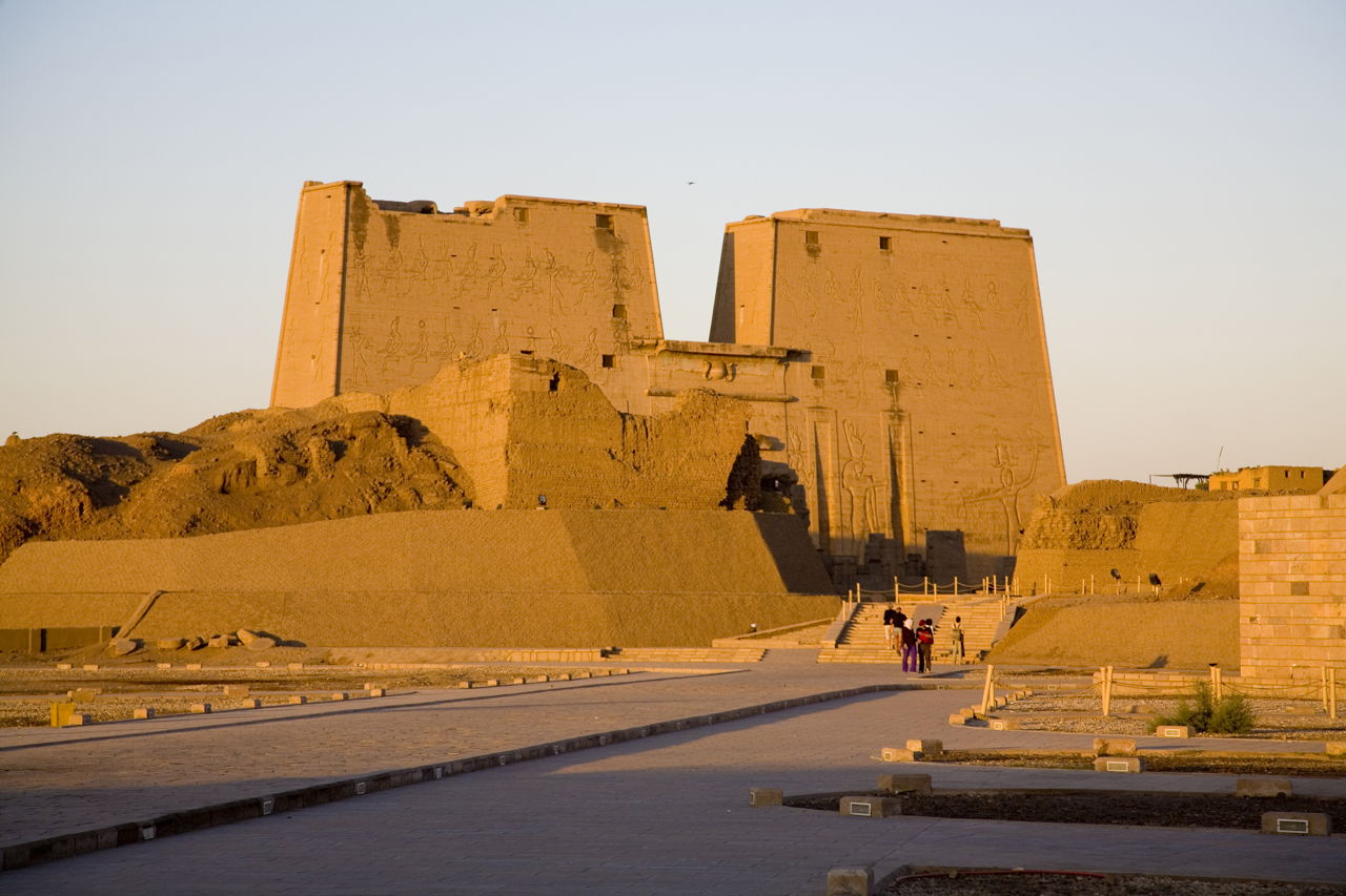 temple-of-edfu - James Martinez