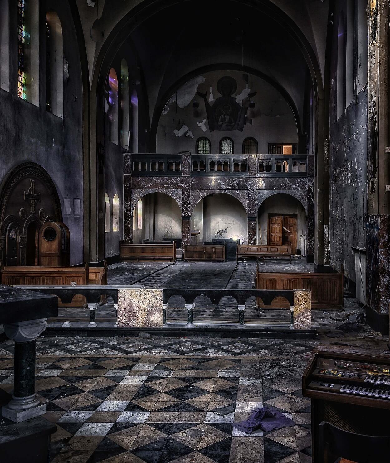 The Broken Church
